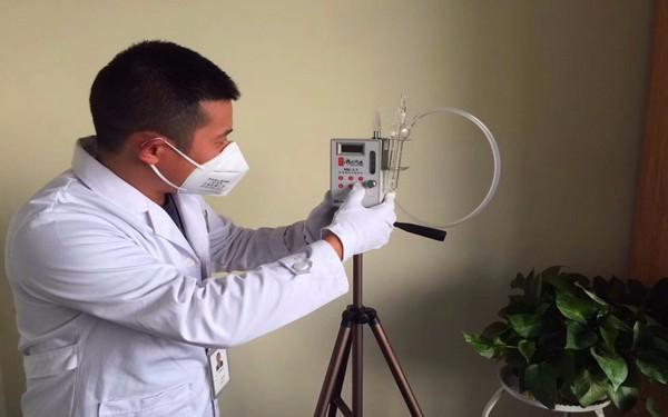 长沙青草地环保 装修除甲醛 甲醛检测治理 办公室除甲醛