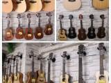 广州买吉他 尤克里里 新手琴 单板板