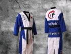 专业生产订做跆拳道服装