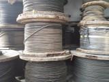 苏州橡皮电缆线回收 苏州工地上废旧电缆线回收利用
