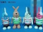 兔人玩具,卡通玩具,儿童动物玩具