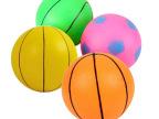 彩色充气足球篮球 儿童玩具皮球 一元店地