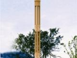四川华业照明玉兰灯 景观灯 可定制设计生产安装维护路灯厂家