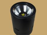 LED 8寸明装筒灯大功率集成70W明装圆形筒灯套件工程酒店用灯