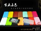 厂家现货批发iphone 4手机套TPU布丁套 手机壳 手机保护套 硅胶套