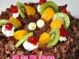 厦门欧式蛋糕送货上门同安凯伦蛋糕外送翔安订水果蛋糕