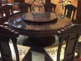 北京钢化玻璃异形圆形桌面定做厂家直销