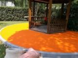 上海小区塑胶地坪施工价格
