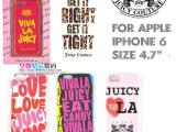 新款潮牌苹果6手机套 爱疯6iphone6 4.7寸手机壳 苹果