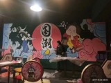 珠海画之缘彩绘工作室承接大型壁画工程 古建彩绘