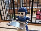 机器人餐厅丨餐饮服务机器人送餐