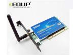 EDUP EP-9601  PCI-E 11N 300M的无线网卡 台式机网卡