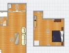 凯旋时代复式公寓拎包入住