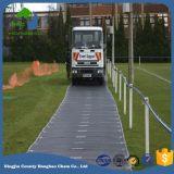供应加工道路铺路板聚乙烯地垫