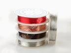 供应 金色/银色/彩色铜丝线 环保铜丝线 DIY饰品手工铜线