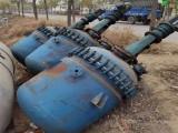 回收二手反應釜 化工廠設備