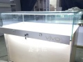 新款OPPO华为手机柜台靠墙米抽屉式手机柜台 业务受理台