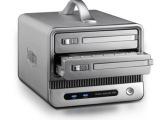 铁威马 F2-NAS2 家用NAS 云存储服务器 网络存储器 迅