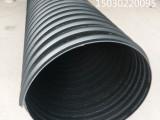 无锡HDPE钢带管联系电话腾达汇泰塑胶公司