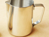 批发 加厚不锈钢日式拉花杯 拉花缸 奶泡杯 打奶杯 花式咖啡器具