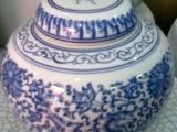 购买陶瓷罐批发加工陶瓷将军罐食品罐子订制酱菜陶瓷罐茶叶罐订做