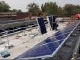 英利10kw农村家庭屋顶厂区房顶太阳能光伏电站一次投资长期收益