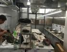 顺德区商用厨房设计 厨房设备制作安装