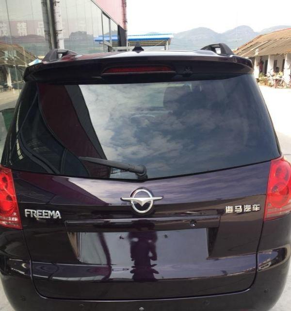 海马 普力马 2012款 1.6 手动 创想版7座