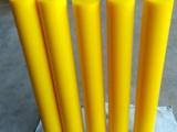 透明优力胶 透明优力胶棒 黄色半透明优力胶