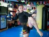 特种兵搏击散打泰拳拳击健身少儿搏击女子防身术