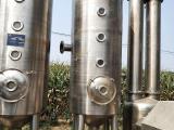 出售二手多效蒸发器价格-浓缩蒸发器