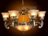 新款欧式吊灯 客厅灯 欧式复古吊灯 灯具批发 创意吊灯