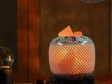净自然 水晶盐灯 厂家直销批发 创意香薰灯小夜灯 一件代发