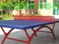 北京乒乓球桌厂家直销 可自提货 也可送货安装