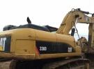 转让 挖掘机卡特彼勒二手卡特336D大型进口挖掘机面议