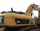 转让 挖掘机卡特彼勒二手卡特336D大型挖掘机