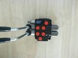 X ZT-L12E-2OT液压多路阀分配器手动配件