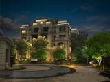 户外景观照明楼宇亮化灯饰工程照明设计施工公司