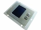 不锈钢金属工业触摸板鼠标OEM嵌入式安装