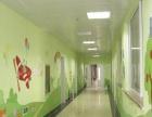 学校、幼儿园、部队、医院彩绘手绘墙—13年品牌尚峰