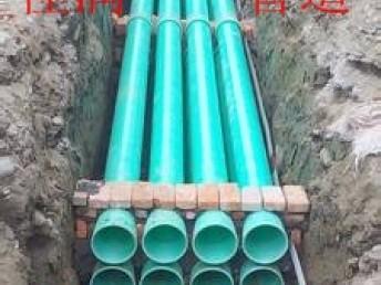 市场 辽宁沈阳玻璃钢管厂家 河北轩驰 优质玻璃钢夹砂管价格