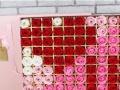 德州预定鲜花玫瑰皂花礼盒花束川崎玫瑰送女友表白神器