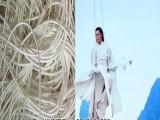 高强抗拉影视吊威亚特技绳 高空滑降绳索 耐磨耐切割电力牵引绳