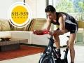 舒华动感单车 家用室内商用静音健身车单车自行车健身器材SH-95