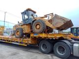 铜川二手加长臂装载机5吨铲车八九成新