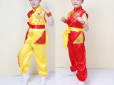 六一儿童节幼儿园童装演出服装男童功夫练功舞蹈表演服装武术服