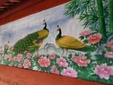 珠海提供专业是石刻画 专业围墙彩绘 质量保证