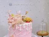 珠海甜品台婚庆蛋糕定制 花式调酒表演