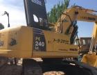 现货出售小松240-8二手挖掘机价格实惠、渠道正规、手续齐全