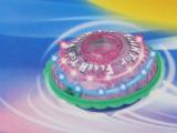 灯光陀螺极速陀螺 发光陀螺玩具 闪光玩具